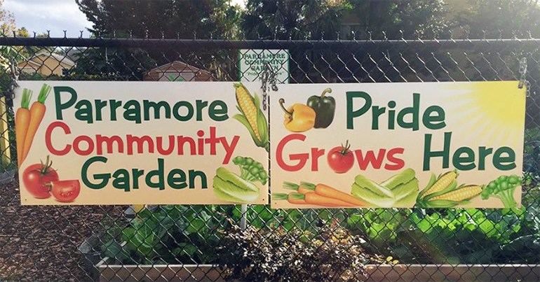 Mission and Vision - Parramore Community Garden